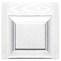 Midamerica Exterior Vinyl Panel Shutters